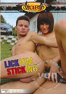 Lick Him Stick In 6 Box Cover