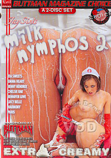 Milk Nymphos 2 Box Cover