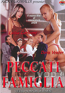 Peccati Di Famiglia Box Cover