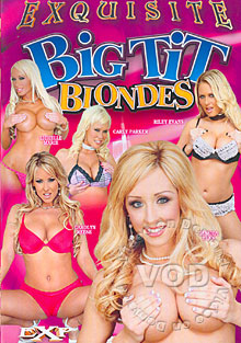 Big Tit Blondes Box Cover