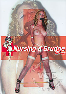 Nursing A Grudge Box Cover