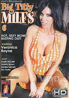 Big Titty MILFS 6 Box Cover