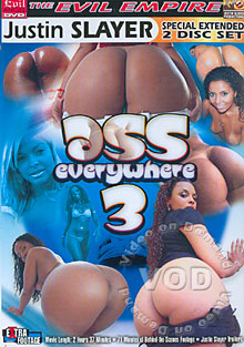 Ass Everywhere 3 (Disc 2)