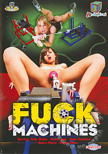 Fuck Machines Box Cover