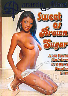 Sweet As Brown Sugar Box Cover