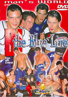 Bi The Blue Line Box Cover