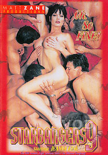 Starbangers 9 Box Cover