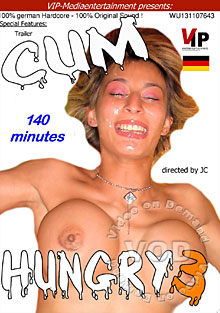 Cum Hungry 3 Box Cover