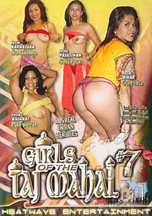 Girls Of The Taj Mahal #7 Box Cover