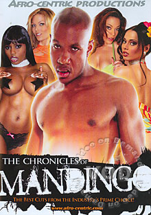 The Chronicles of Mandingo Box Cover