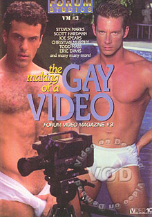The Making Of A Gay Video