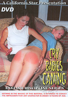 Cry Babies Caning Box Cover
