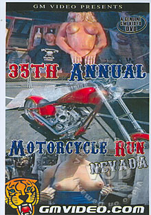 35th Annual Motorcycle Run Nevada Box Cover