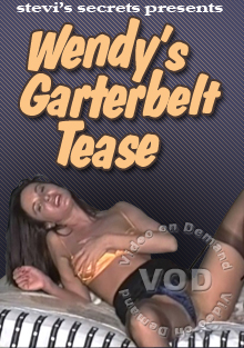 Wendy' s Garterbelt Tease Box Cover