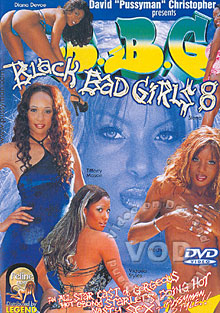 B.B.G. - Black Bad Girls 8 Box Cover