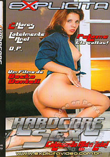 Hardcore Sex - Colocondo Ateo Tolo! Box Cover