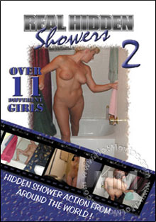 Real Hidden Showers 2 Box Cover