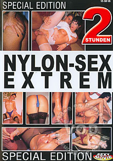 Nylon-Sex Extrem Box Cover