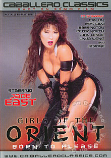 Girls of the Orient Box Cover