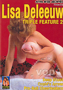Lisa Deleeuw Pro Ball Cheerleaders Box Cover
