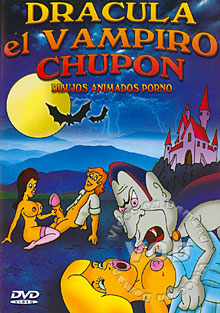 Dracula El Vampiro Chupon Box Cover