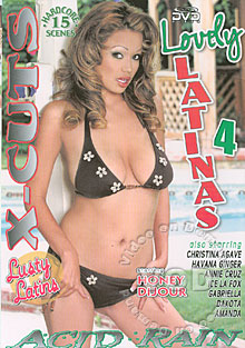 Lovely Latinas 4 Box Cover