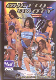 Ghetto Booty #1 Box Cover