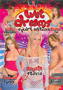 Wet Dreams - Squirt Edition Box Cover