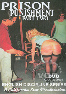 Prison Punishment Part Two Box Cover