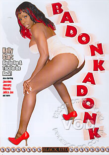 Badonkadonk Box Cover