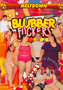 Blubber Fuckers Box Cover
