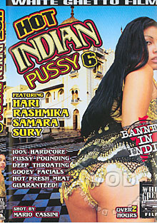 Hot Indian Pussy 6 Box Cover