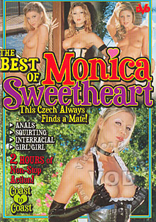 The Best Of Monica Sweetheart Box Cover