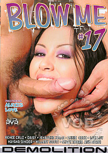 Blow Me #17 Box Cover