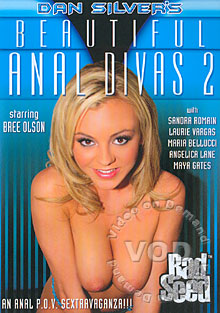 Beautiful Anal Divas 2