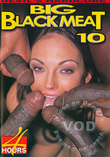 Big Black Meat 10 Box Cover