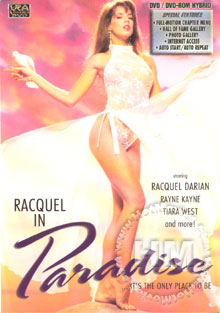 Racquel in Paradise Box Cover