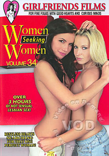 Women Seeking Women Volume 34 Box Cover