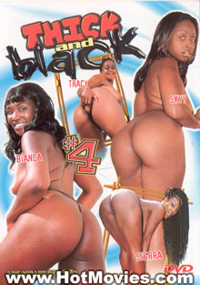 Thick and Black #4 Box Cover