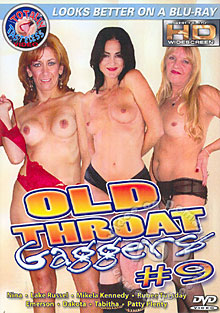 Old Throat Gaggers #9 Box Cover