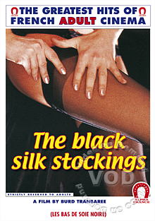 The Black Silk Stockings Box Cover