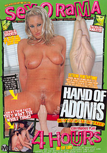Hand Of Adonis Box Cover