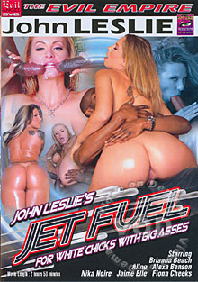 Jet Fuel For White Chicks With Big Asses Box Cover