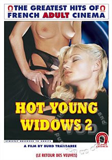 Hot Young Widows 2 Box Cover