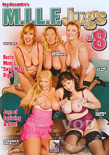 M.I.L.F. Jugs #8 Box Cover