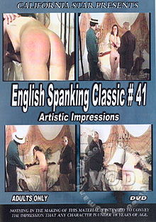 English Spanking Classic #41 - Artistic Impressions Box Cover