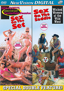 Sex On The Saddle Box Cover