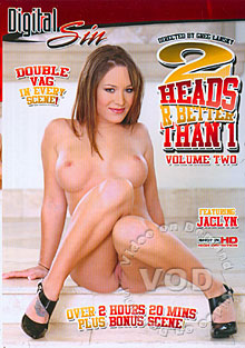 2 Heads R Better Than 1 Volume Two Box Cover