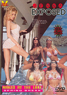 Naked At The Lake Spring Break Box Cover