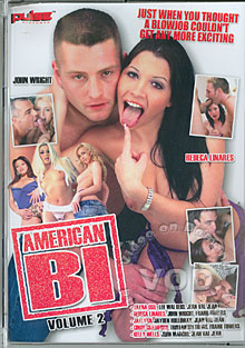 American Bi Volume 2 Box Cover